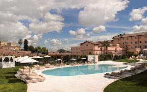 Terasa Seperti Rumah Sendiri di Gran Melia Roma, Hotel Mewah untuk Keluarga